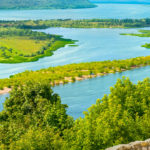 Очистка реки Волга