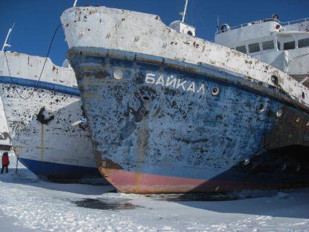 Очистка и охрана Байкала