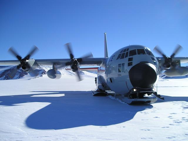 Antarctica is melting from below
