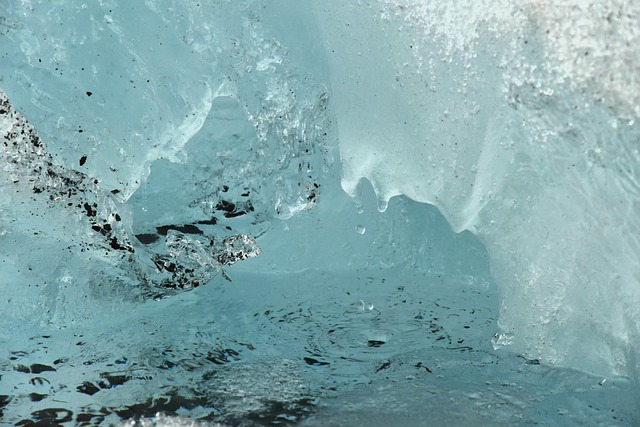 The Melting of Antarctic Glaciers May Affect Global Warming