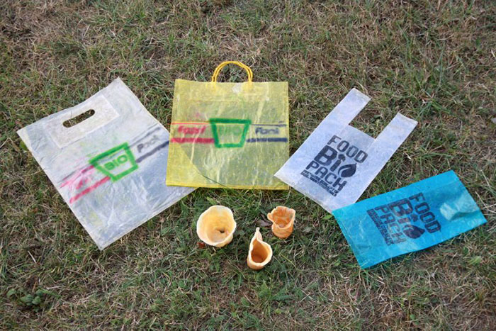 Are biodegradable bags harmful to the environment