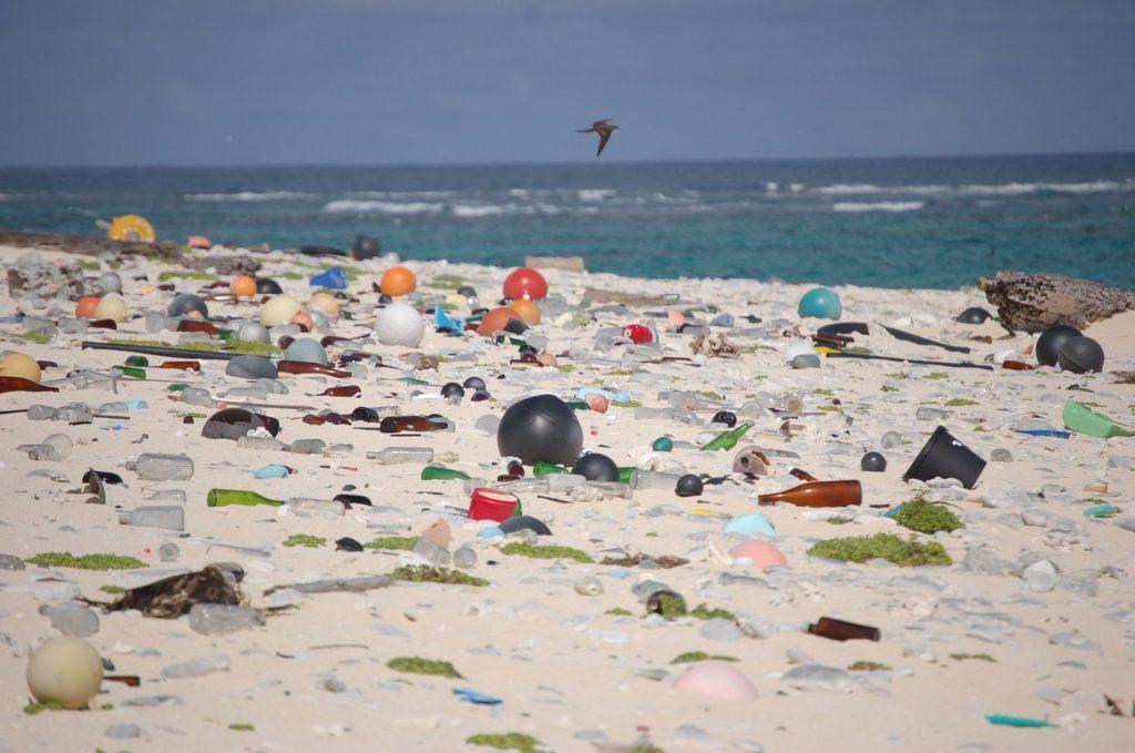 Морские суда - одни из главных источников пластиковых отходов?