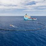The Ocean Cleanup объявила об успешном тестировании устройства для сбора мусора в океане